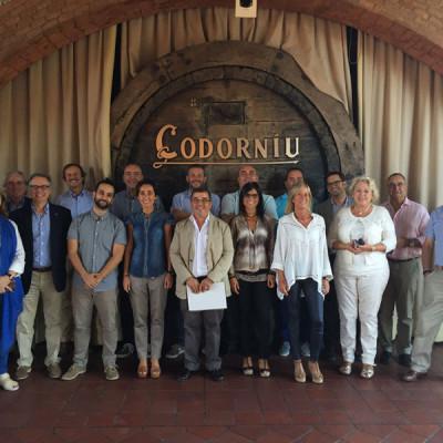 GDE - Visita a les Caves Codorniu